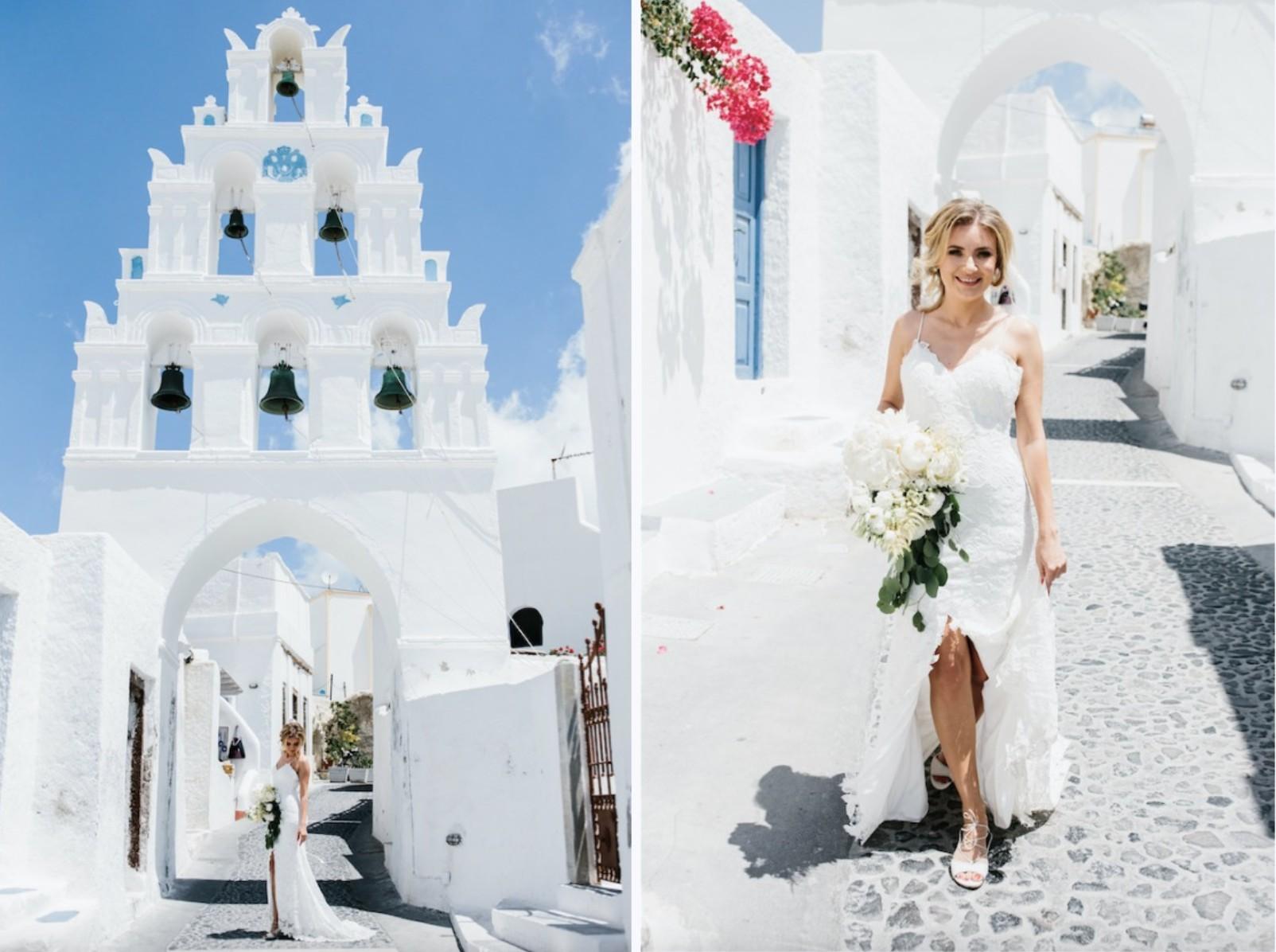CAMILLA-KIRK-PHOTOGRAPHY-SANTORINI-MADI-LANE-BRIDAL-EMELIA-LACE-WEDDING-DRESS-WITH-SPLIT