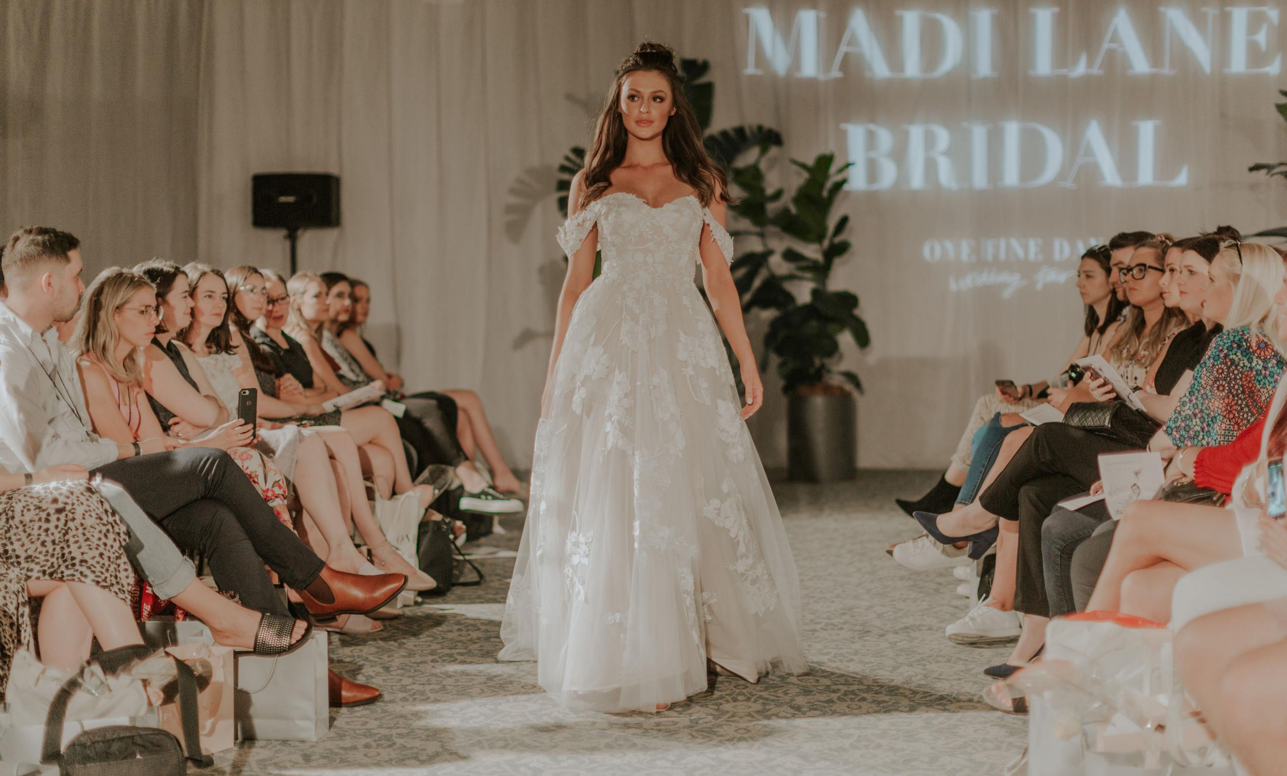 ONE FINE DAY X MADI LANE BRIDAL