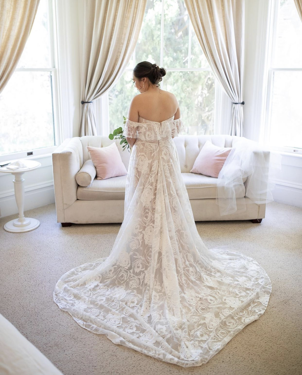 HALO GOWN