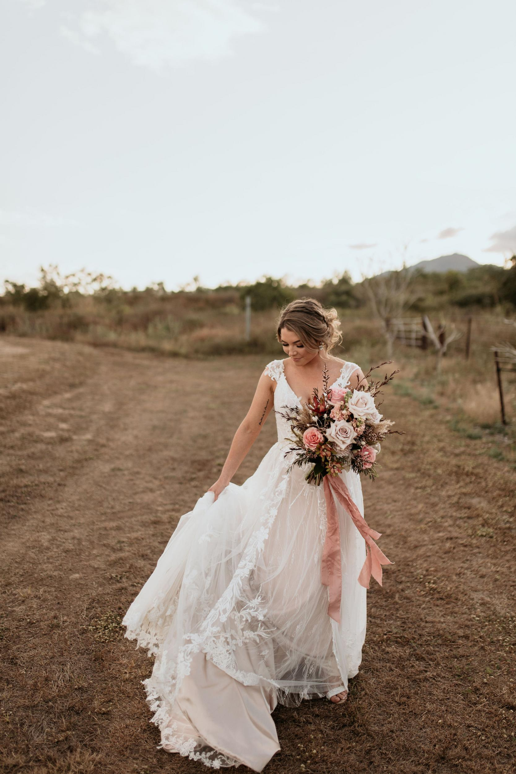 MADISON GOWN